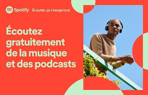 Spotify: musique et podcasts screenshot 9