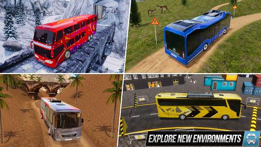 Modern Bus Simulator New Parking Games – Bus Games screenshot 7