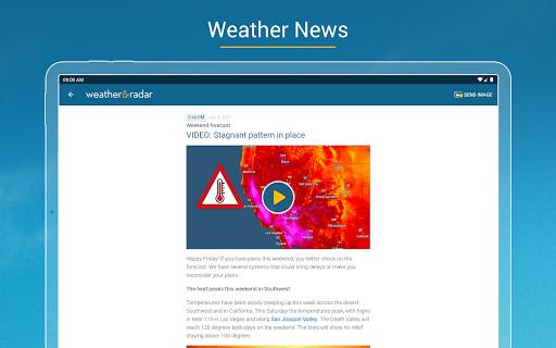 Weather & Radar - Storm radar screenshot 18