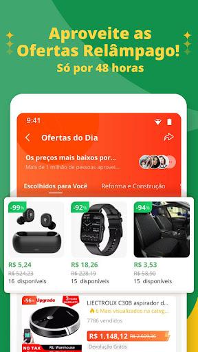 AliExpress - Compras inteligentes, Vida Melhor screenshot 3