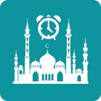 Jadwal Sholat, Kiblat dan Adzan on 9Apps