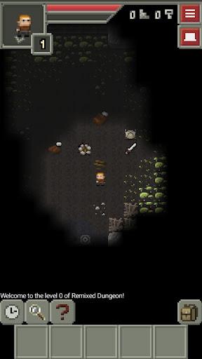 Remixed Dungeon: Pixel Art Roguelike screenshot 4