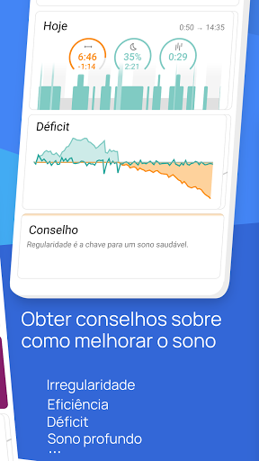 Sleep as Android: Registra os ciclos do sono screenshot 3