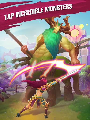 Juggernaut Champions: RPG Clicker screenshot 3