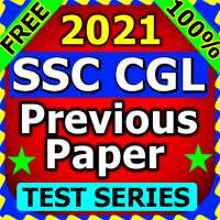 SSC CGL Previous Paper and Free Mock Test on 9Apps