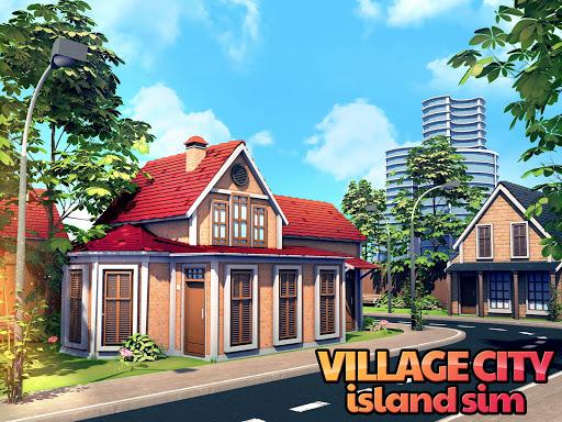 Trò chơi Thành phố Làng Đảo Village Simulation screenshot 11
