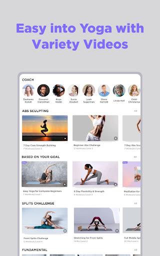 Daily Yoga   Fitness Yoga Plan&Meditation App screenshot 14