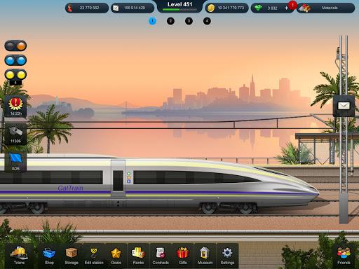 Train Station: Train Freight Transport Simulator screenshot 4