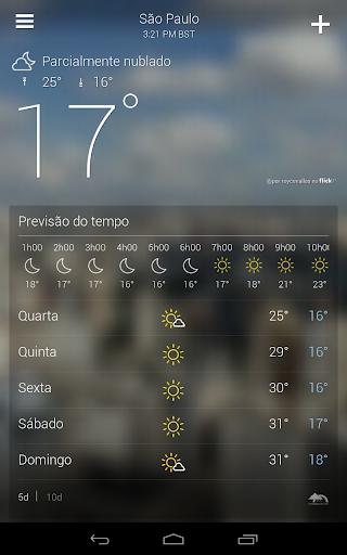 Yahoo Tempo screenshot 10
