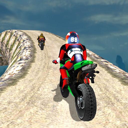 Hill Top Bike Racing icon
