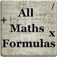 All Maths Formulas on 9Apps