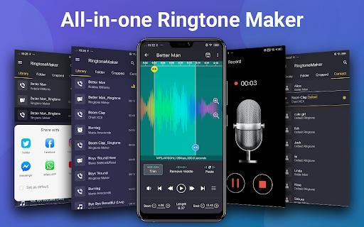 Ringtone Maker MP3 Editor screenshot 14