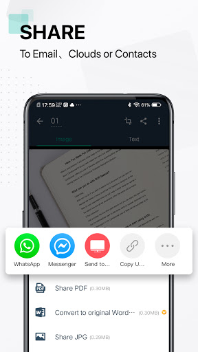 CamScanner-ক্যামস্ক্যানার - স্ক্যানার অ্যাপ ফ্রি screenshot 5