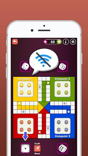 Ludo Express : Online Ludo Game, Ludo Offline 2021 screenshot 3