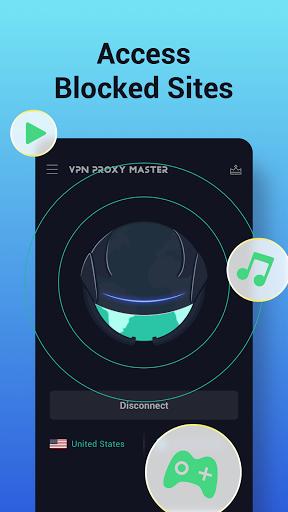 VPN Proxy Master - Safer Vpn screenshot 2