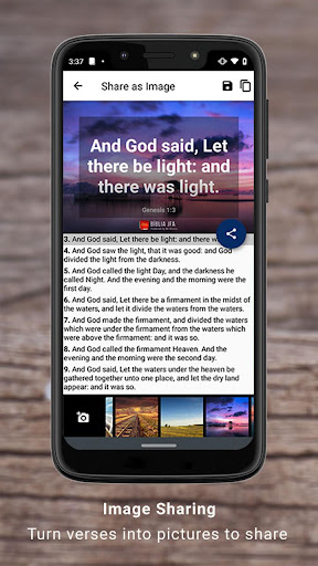 Bible Offline App Free   Audio, KJV, Daily Verse 7 تصوير الشاشة
