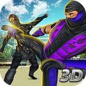 Ninja Fighting Game - Kung Fu Fight Master Battle on APKTom