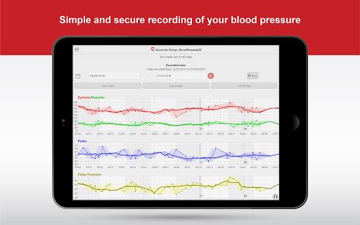 BloodPressureDB screenshot 9