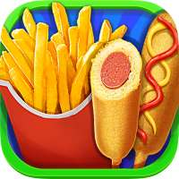 Carnival Fair Food Fever - Yummy Food Maker on 9Apps