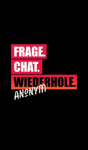 ASKfm - FRAGE. CHAT. WIEDERHOLE. anonym screenshot 1
