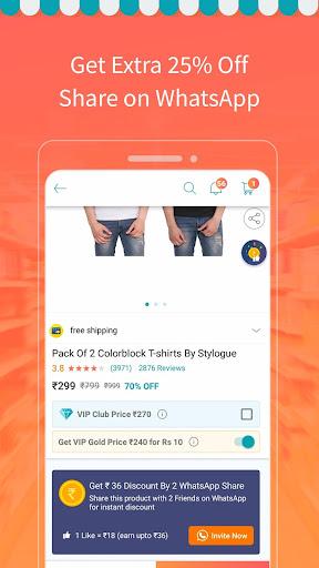 ShopClues: Online Shopping App screenshot 3