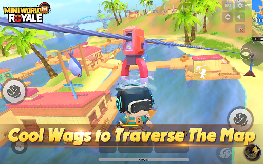 Mini World Royale screenshot 15