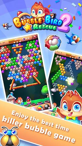 Bubble Bird Rescue 2 - Shoot! screenshot 12
