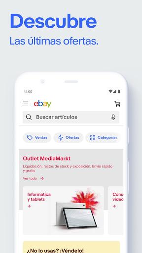 eBay - Comprar y vender ya en el mercado online screenshot 4