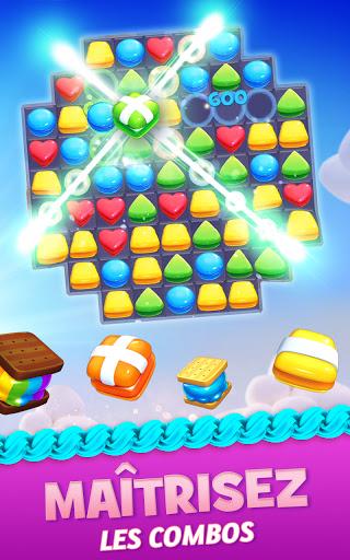 Cookie Jam Blast™ Jeu de Match-3 Puzzle screenshot 5