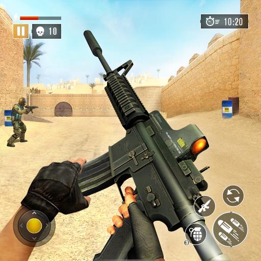 FPS Commando Shooting Games icon