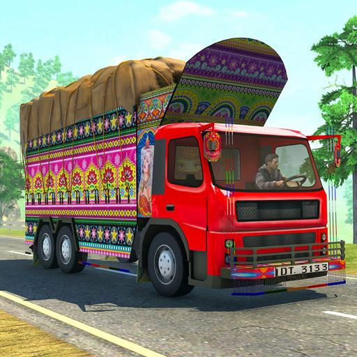 Indian Cargo Truck Driver 2021 icon