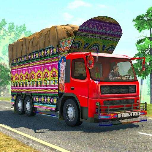 Indian Cargo Truck Driver 2021