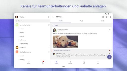 Microsoft Teams screenshot 20