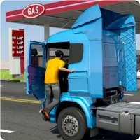 Olio Petroliera Trasportatore camion Simulatore on 9Apps