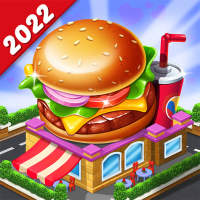 Cooking Crush: Koch Spiele Coole Spiele Gratis on 9Apps