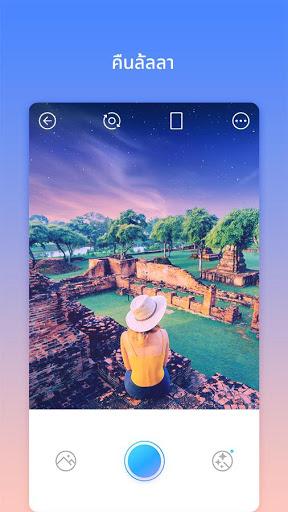 PICNIC! กล้องและฟิลเตอร์ภาพเทวดาฟ้าฝน screenshot 3