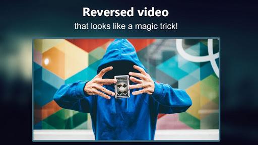 Reverse Movie FX - magic video screenshot 1