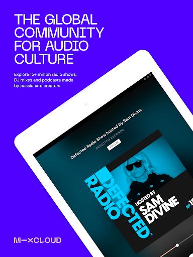 Mixcloud - Radio- & DJ-Mixes screenshot 6
