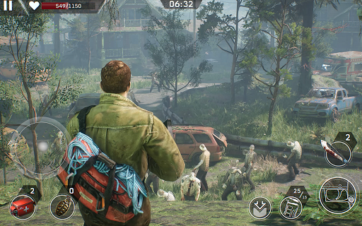 Left to Survive: Survival. Last State of the Dead screenshot 9