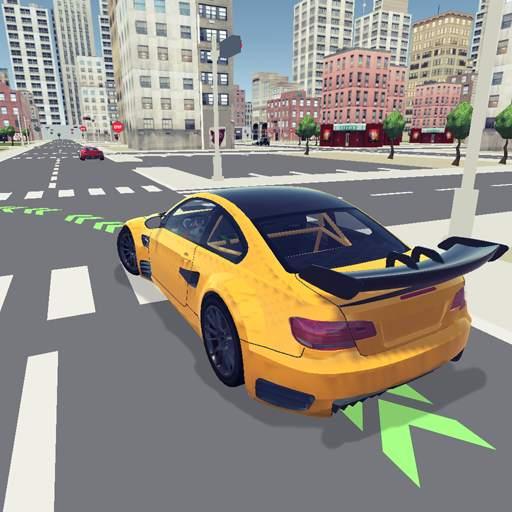 Driving School Simulator 2020