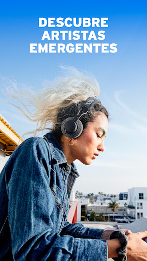 SoundCloud - Música, playlists y podcasts screenshot 1