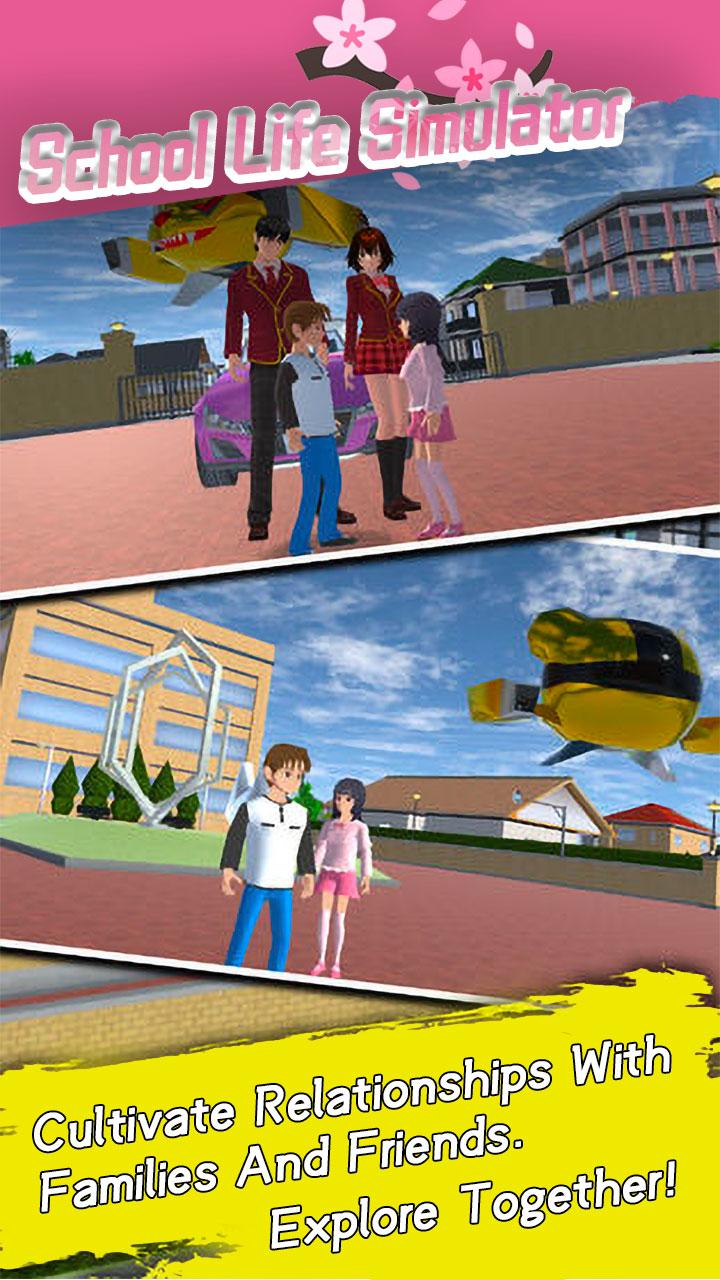 School Life Simulator screenshot 2