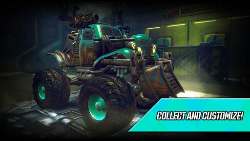RACE: Rocket Arena Car Extreme screenshot 6