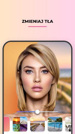 FaceApp – Edytor twarzy i aplikacja upiększająca screenshot 4