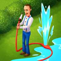 Gardenscapes on 9Apps