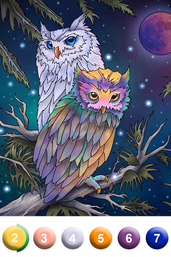 Paint By Number - Coloring Book & Color by Number screenshot 14