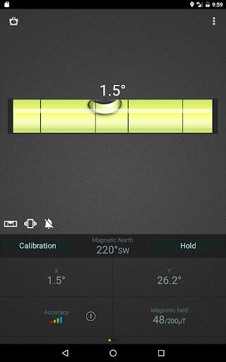 Compass Level & GPS screenshot 9