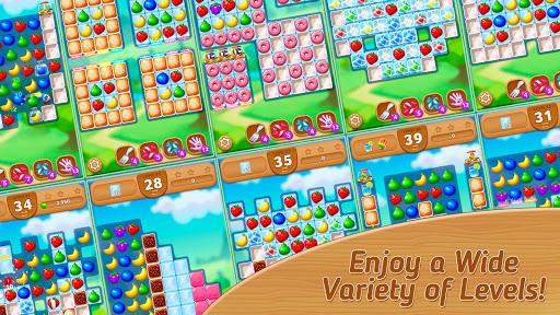 Fruits Mania : Elly's travel screenshot 3