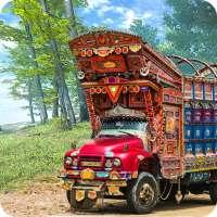PK Cargo Truck Transport Gra 2018 on 9Apps