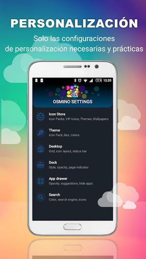 Lanzador con Iconos en Vivo para Android screenshot 5
